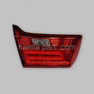 چراغ خطر چپ روی صندوق هایما Haima S5